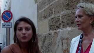 preview picture of video 'Rossella Marino (Marsala Turismo) intervista il Sindaco di Marsala on.Giulia Adamo'