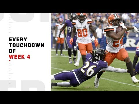 Every Touchdown from Week 4 | NFL 2019 Highlights