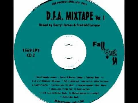 R. Kelly - I'll Never Leave (DFA Vocal 12'')