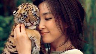 Невероятная дружба! (люди и дикие животные)