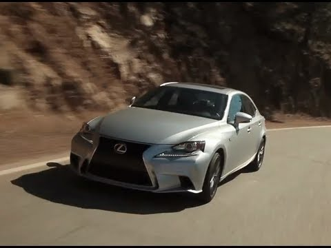 Can the Lexus IS350 F-Sport catch BMW?