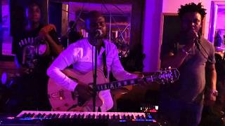 Leke Levite   @   QQ Lounge Dagenham,Essex.UK   Covered HighLife,Juju,Gospel & Fuji Style