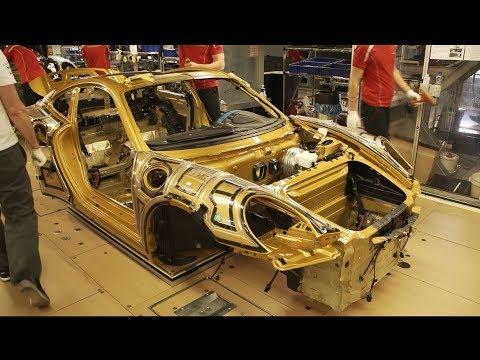 Building a Porsche 911 Turbo S Exclusive Series