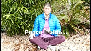 Sit Spot Lesson 3-  Attuning Mind & Body for Peace