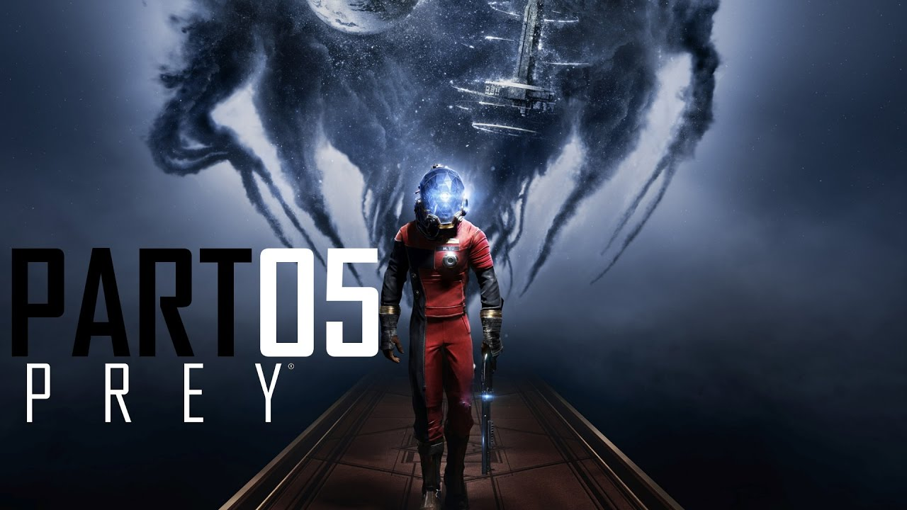 Prey (2017) – Part 05: Spaaaace