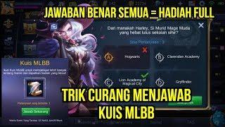 TRIK AGAR JAWABAN KUIS MLBB SELALU BENAR - Mobile Legends Indonesia