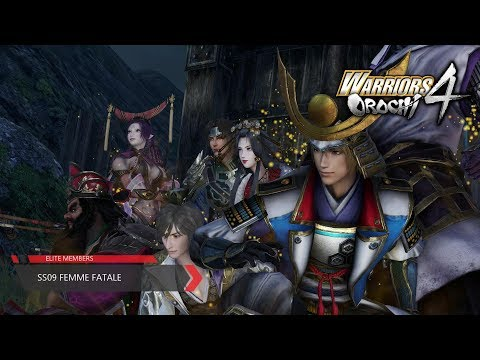 Warriors Orochi 4 - (SS-09) - Femme Fatale (Chaotic Difficulty)