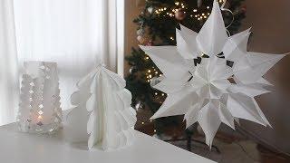 Weihnachtssterne Aus Brottüten Leuchtsterne Papiersterne Basteln