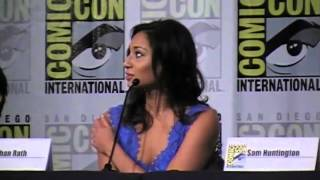 SDCC 2012 Being Human Panel 14 - BeingFans