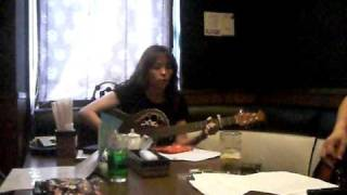 The Long Way Around(Dixie Chicks)-cover