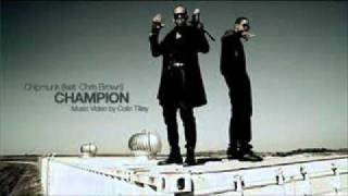 Champion-Chipmunk ft. Chris Brown Speed up