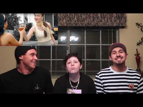 Becky G Maluma La Respuesta Official Video Reaction Video