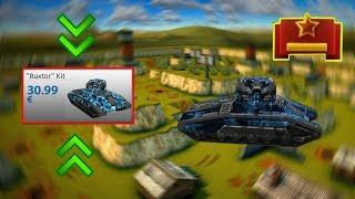"Tanki Online - Road To Legend Account ""Separate"" M3 Railgun + M2 Titan ( NEW KIT)"