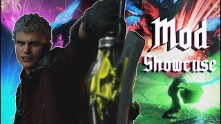 Devil May Cry 5 - Red Queen Flame Effects Mod Showcase