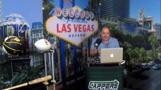 Cappers Nation Live from 9-20-18 - FREE NFL & College Football ATS Picks, Parlays & Totals