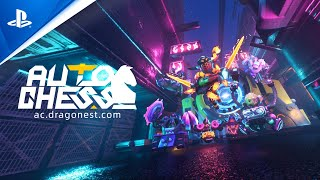 PlayStation Auto Chess - State of Play Trailer | PS4 anuncio