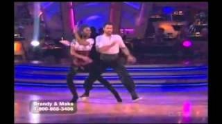 Brandy and Maks  Dynamite Dancing With The Stars Tribute