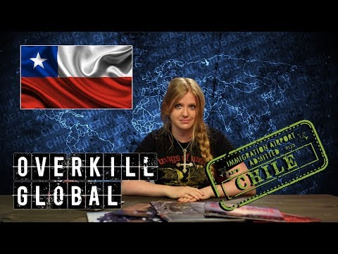 Chilean Blackened Death Metal  | Overkill Global Album Reviews