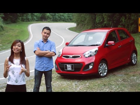 Kia Picanto 1.2 AT review - AutoBuzz.my