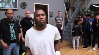 Glody Matusiwa MMA Fight 03-04-2016 Woerden