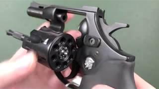 """Револьвер Weihrauch HW4 2.5"""""""" с пластиковой рукоятью от компании CO2 - магазин оружия без разрешения - видео 2"""