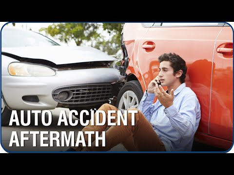 Video - What to do Right After an Auto Accident