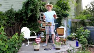 National Anthem on theremin
