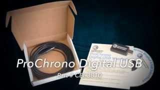 ProChrono Digital USB