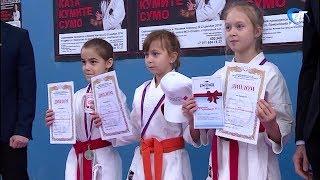 В Великом Новгороде прошел предновогодний турнир по окинавскому каратэ