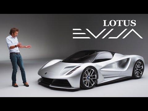 External Review Video _VlJUHn8CWM for Lotus Evija Electric Sports Car