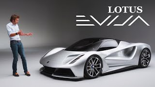Lotus Evija: 2,000hp, £1.7M Electric Hypercar, EVERYTHING You Need To Know   Carfection 4K