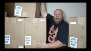 Mystery Boxes Purchased for $1,542 That Feature Amazon Customer Returns