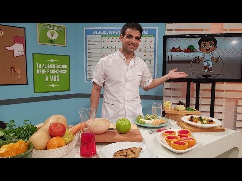 Cómo incluir vegetales en la alimentación de los chicos
