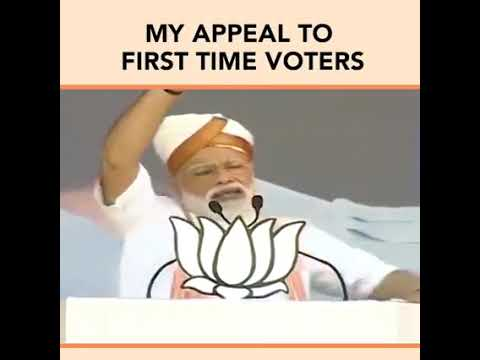 Dear First Time Voters...