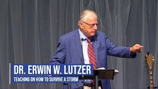 Listen Carefully - Sermon Highlight - How to Survive a Storm