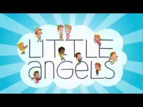 Little Angels: Animals DVD movie- trailer