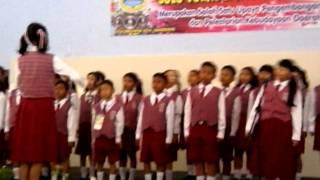 VOKAL GROUP SDN KUNCIRAN 9 PINANG TANGERANG 2014 II