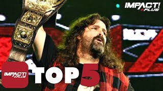 5 GREATEST Mick Foley Matches in IMPACT Wrestling | IMPACT Plus Top 5