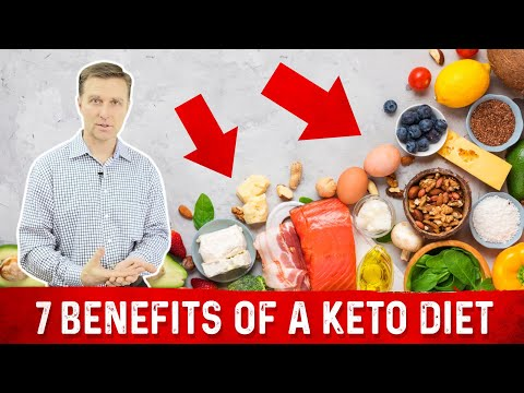 Video 7 Benefits of a Ketogenic Diet