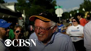 2020 Daily Trail Markers: Sanders campaign hosts medical debt town halls