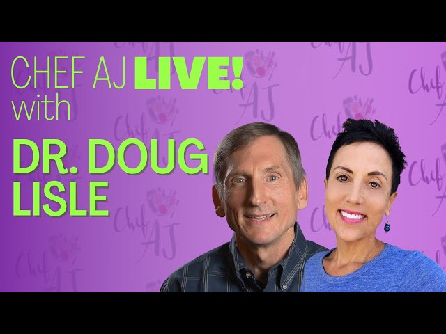 Healthy Living LIVE with Dr Doug Lisle on Ideal Weight and Anxiety Eating