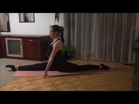 TW trénink na doma - zahřátí a rozcvička