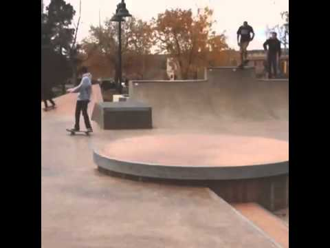 A few clips from DeVargas park Santa Fe
