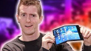 The PROBLEM with the Foldable Phone