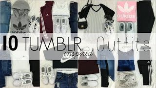 10 tumblr athletic inspired outfits|| Melanie Locke