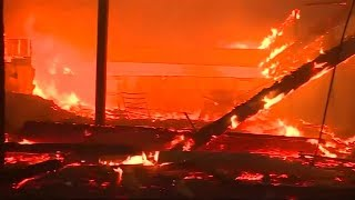 Death toll rises to 23 in California wildfires