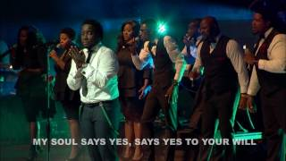 MY SOUL SAYS YES   Sonnie Badu (Official Live Recording)