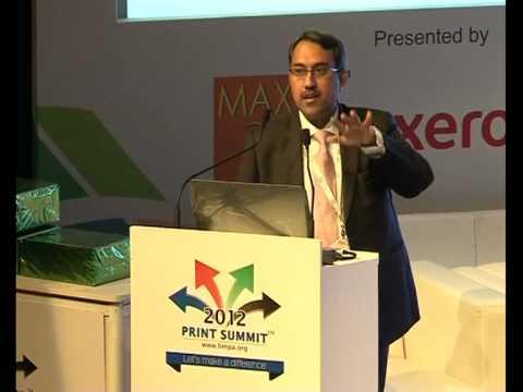 Print Summit 2012 : Digital Outlook By Pankaj Kalra at BMPA Print Summit 2012
