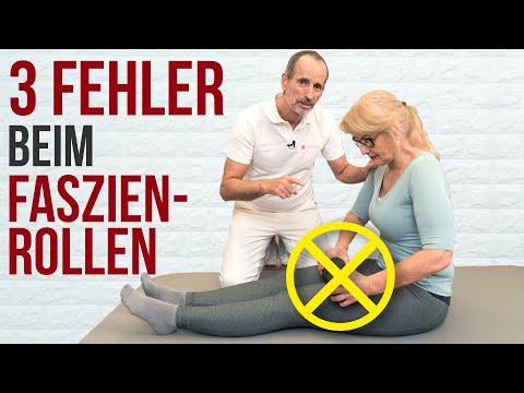 Welche Übungen zu tun, um den Schmerz zu entfernen