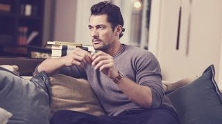 M&S David Gandy For Autograph: David And His Mum